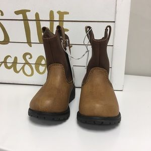 Cat & Jack Toddler Boots Brown Size 6